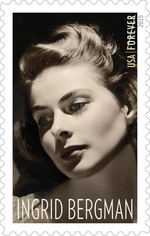 Ingrid Bergman.... Forever